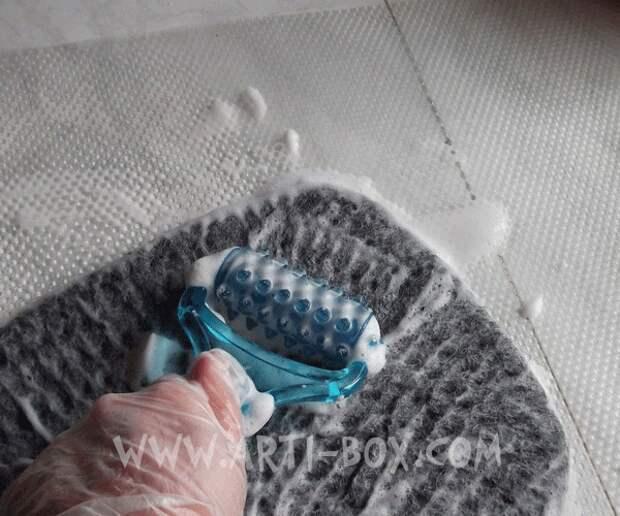 www.arti-box.com мокрое валяние сумки