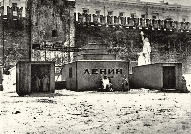 30 обалденных исторических фотографий