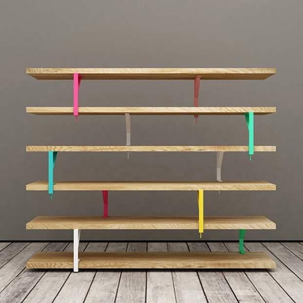 Креативный современный шкаф из Икеа