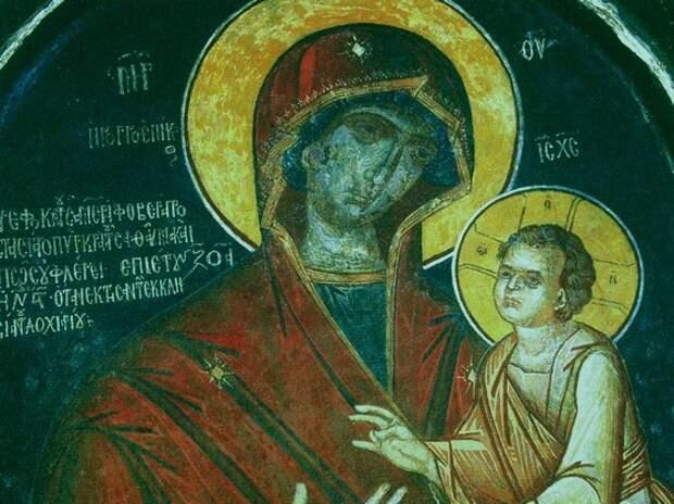 22 ноября - Икона Божией Матери «Скоропослушница»