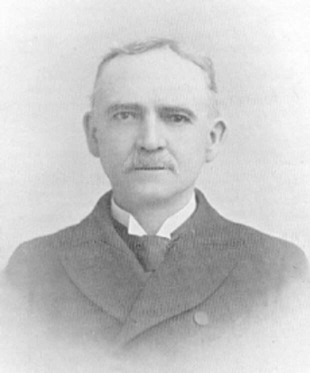 Джеймс Тетфорд