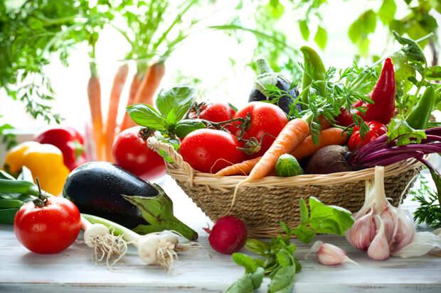 6. Овощи продукты, хранение