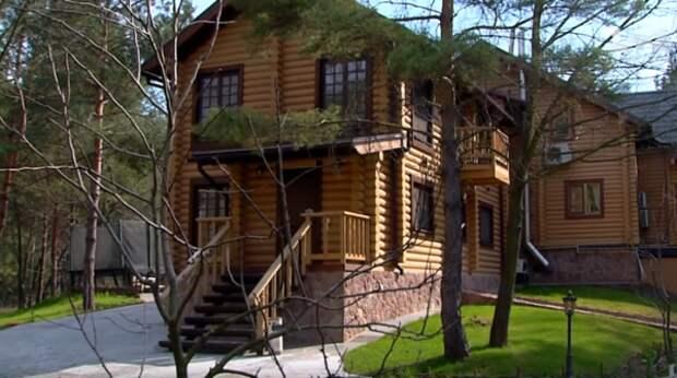 Дом Оли Поляковой