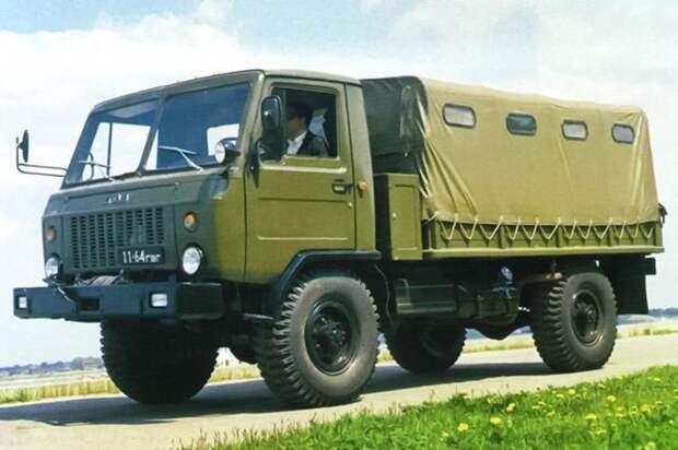 ГАЗ-3301 автомобили, газ, фоторепортаж