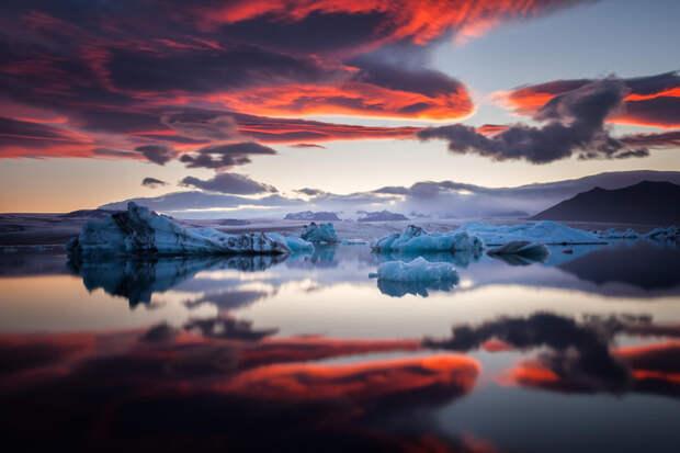 Йёкюльсаурлоун, Исландия