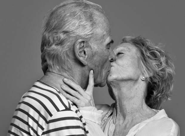 Целующиеся пары от Бена Ламберти