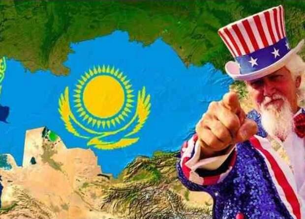 Казахстан погружается в зону геополитического риска