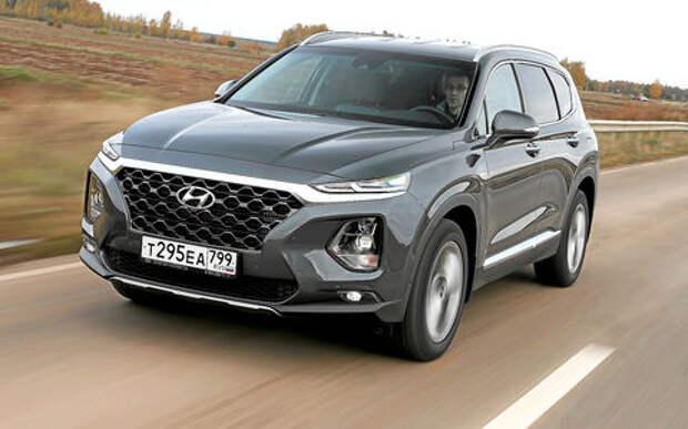 Дизайнеры Hyundai раздухарились с новым Santa Fe (ВИДЕО)