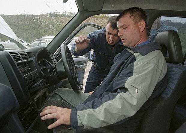 «Автостат» посчитал машины с правым рулем