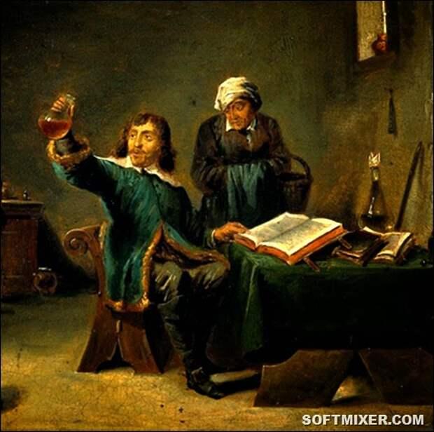 Алхимия и мастера «герметической науки»