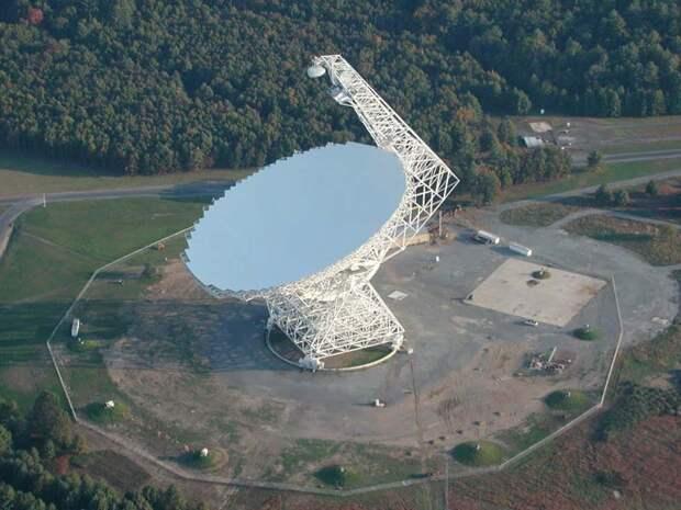 Сети программы SETI