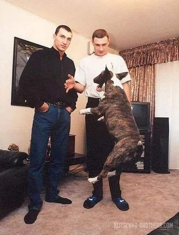 Братья Кличко. Как все начиналось. Кем были братья в 90-х?
