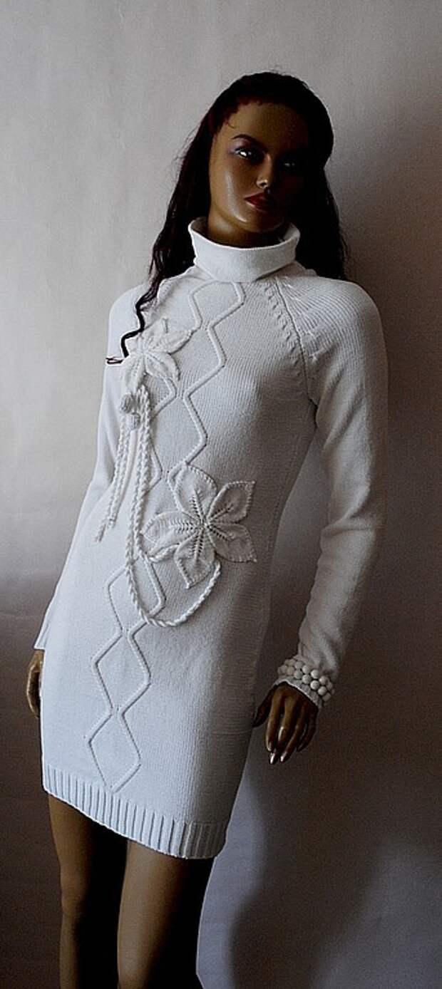 Платья ручной работы. Ярмарка Мастеров - ручная работа платье П-220. Handmade.