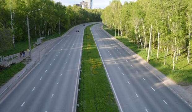Трассу «Москва-Казань» хотят построить затри года