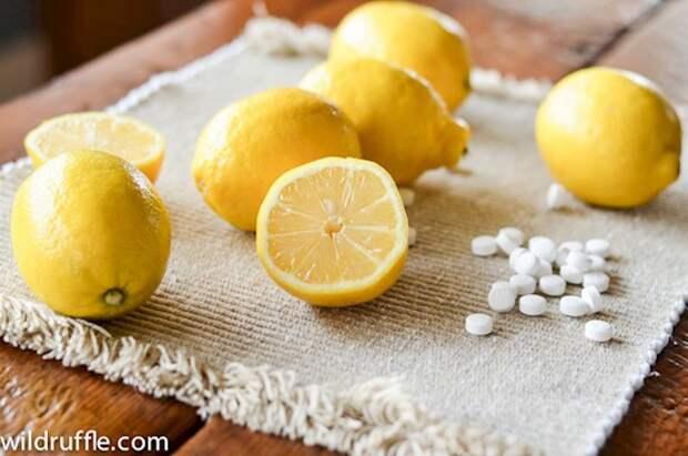 2. Домашний пилинг для лица Аспирин, применение