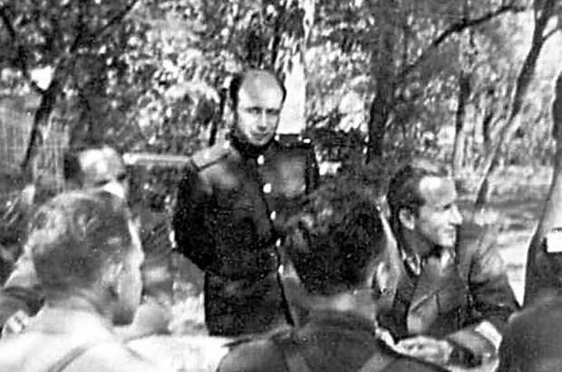 Как советский разведчик спас сына Черчилля
