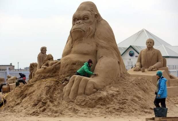 wpid festival pesochnoy skul ptury v anglii i 41 Фестиваль песочной скульптуры в Англии