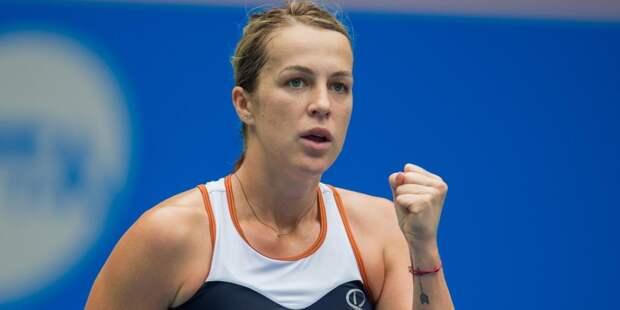 Павлюченкова снялась с турнира в Цинциннати