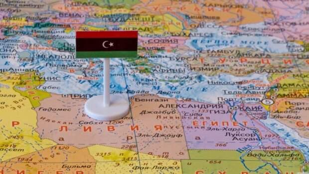 Африканские мигранты попадают в западню в Ливии