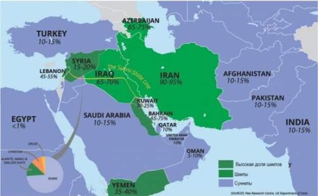 6 карт о войне в Йемене и о том, что будет дальше