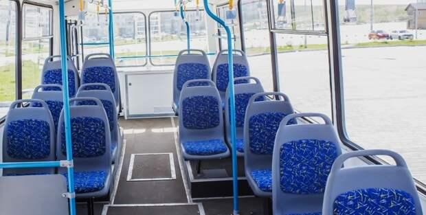 В Митине началось строительство автобусного парка