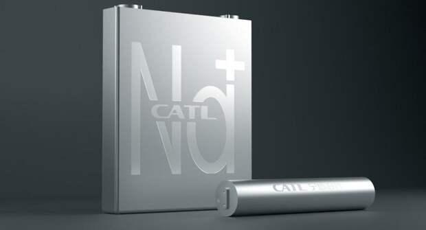 Китайский производитель CATL представил первые натрий-ионные аккумуляторы для электромобилей