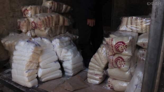 Власти Сирии борются с дефицитом продовольствия в стране