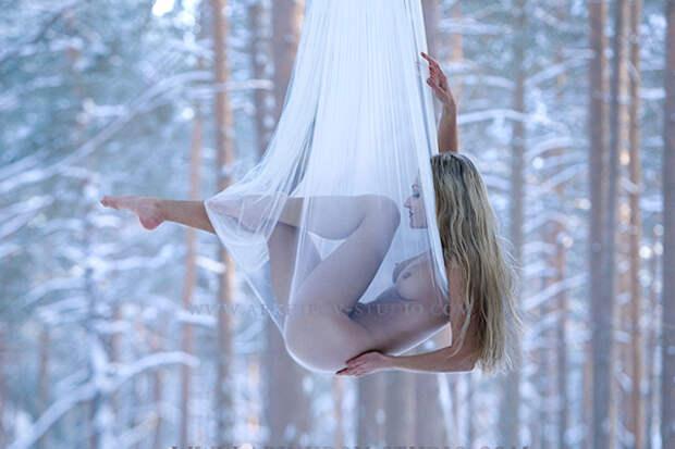 Лучшие фотографии в жанре ню от Владимира Архипова