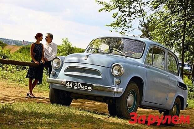 Живые классики: ЗАЗ-965 «Запорожец» — первая любовь