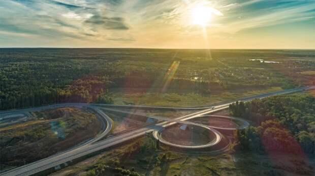 Новая платная трасса: началось строительство автодороги М-12 от Москвы до Казани