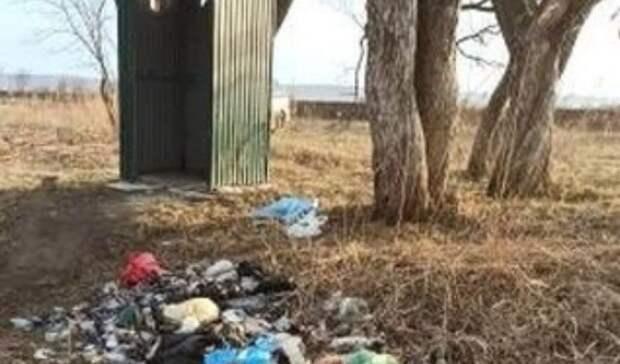 «Всё угробили»: жительница Приморья возмутилась картиной вживописном месте