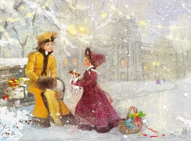 художник Екатерина Бабок иллюстрации – 16