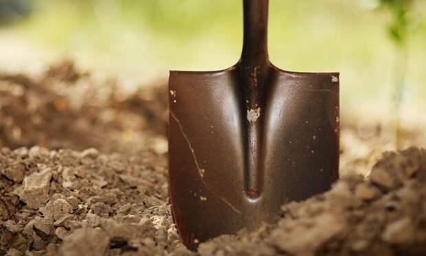 В России изобрели лопату с улучшенными характеристиками