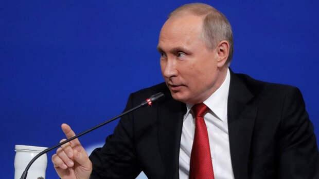 Прямой линии с Путиным в этом году не будет