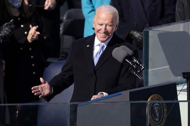 20 января сего года Байден вступил в должность президента