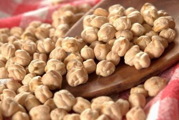 Хумус для укрепления иммунитета и костной ткани