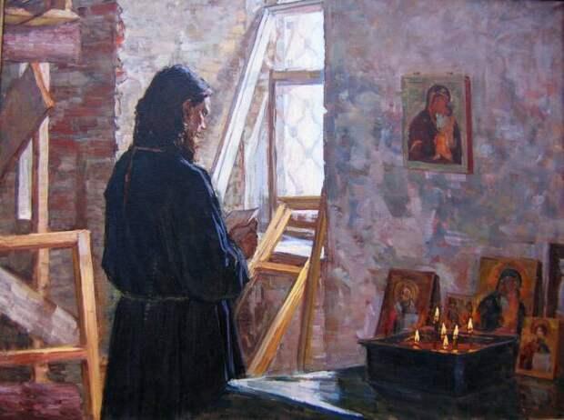Если жена изменяла священнослужителю, он уходил в монастырь. /Фото: f22.ifotki.info