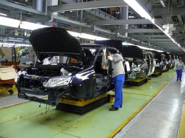 АВТОВАЗ планирует нарастить производство во втором квартале