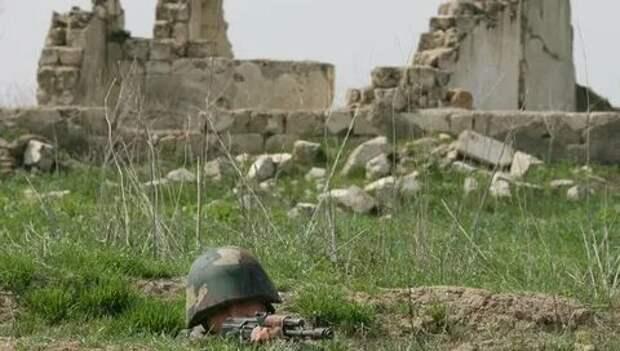 Армия обороны Карабаха: трое военных ранены после обстрела со стороны Азербайджана