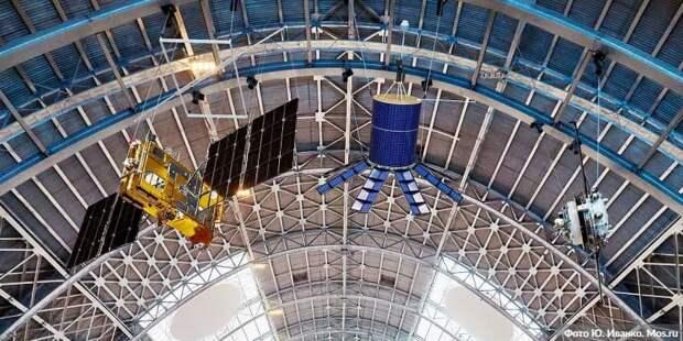 Сергунина: ВДНХ посвятит 2021 год достижениям отечественной космонавтики. Фото: Ю. Иванко mos.ru