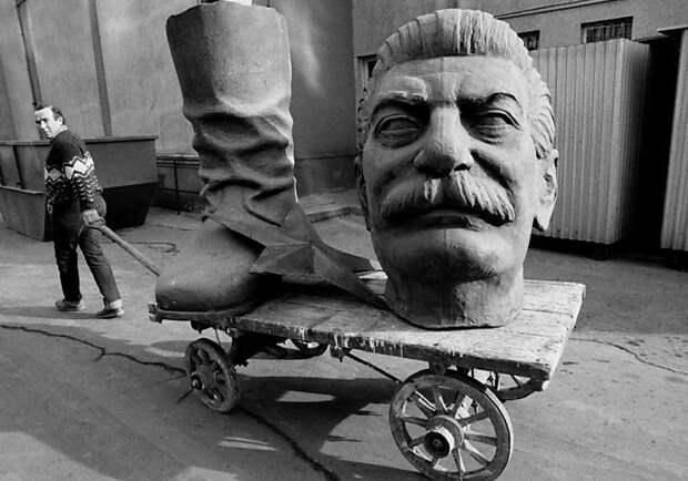 Политический процесс над сталинизмом: насколько справедлив он?