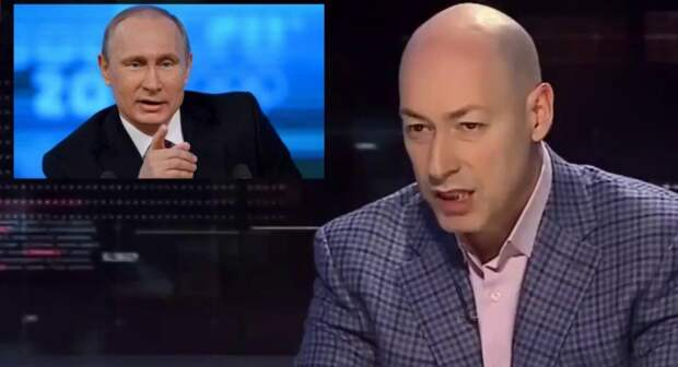 Украина: редкий Гордон сегодня вновь засуетился...