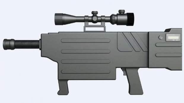 В Китае разработана лазерная штурмовая винтовка стоимостью 15000 долларов