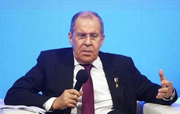 Лавров приравнял нападки на Сталина к атакам на итоги Второй мировой войны