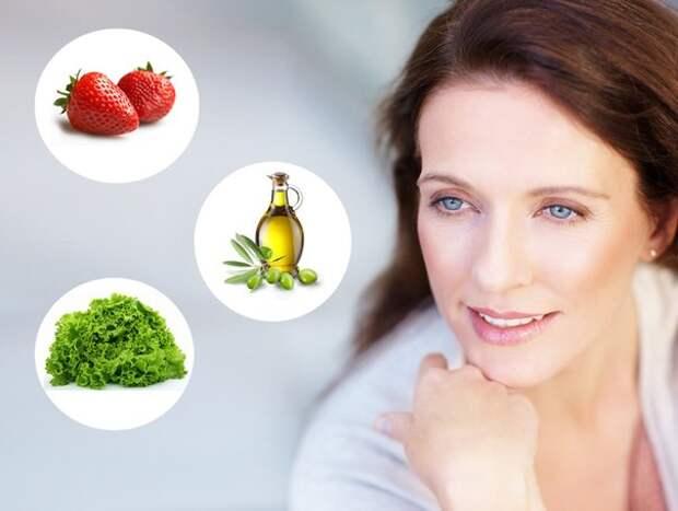 10 продуктов, которые продлят молодость вашей кожи