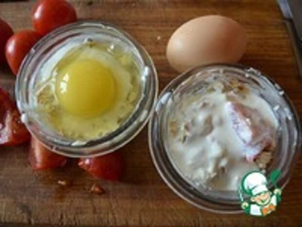 Праздничные яйца ингредиенты