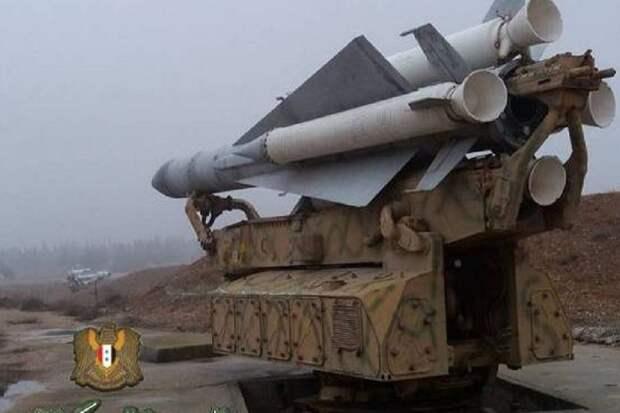 ПВО Израиля не смогла перехватить ракету советского ЗРК С-200