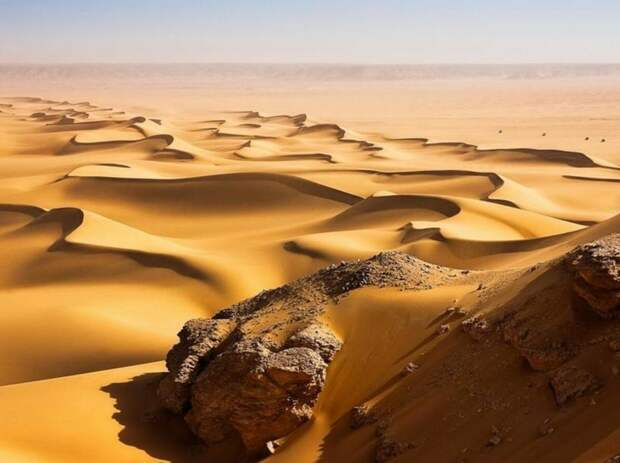 Пустыни и тайны, которые они хранят