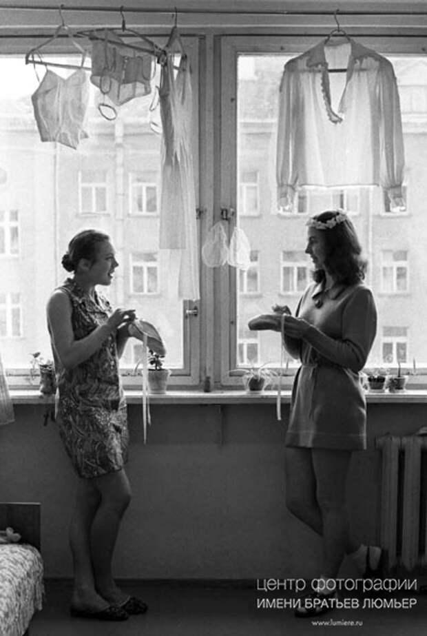 Жизнь студента в советское время