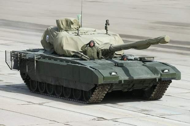 Минобороны РФ впервые опубликовало фото новейших образцов техники